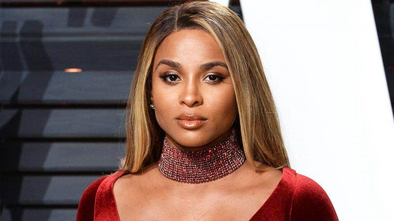 Pregnant Ciara OK After Car Accident