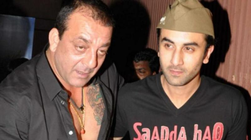 Ranbir to pay moving speech at Sanjay Dutt's 'Bhoomi' trailer event