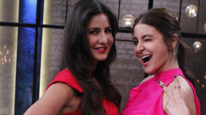 Katrina Kaif looks smouldering at 44 degrees 'Tiger Zinda Hai' shoot! See pic