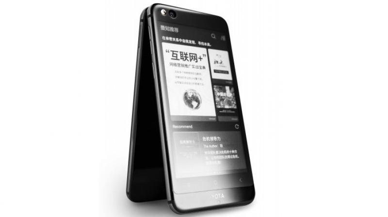 YotaPhone 3 is coming to China in September with a new look