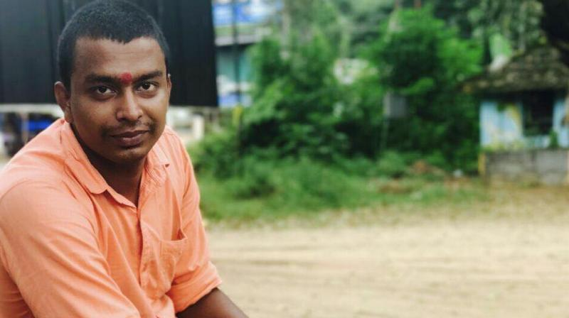 Anandan, 23, hailing from Brahmakulam, was out on bail in the 2013 murder case.