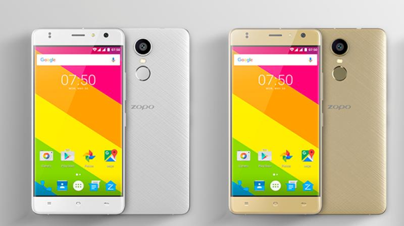 ZOPO has launched a new smartphone that goes by the name of Color F5.