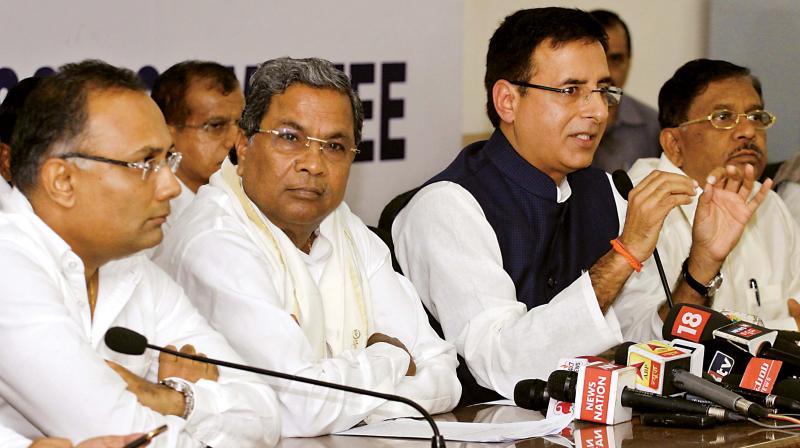 Cong spokesperson Randeep Surjewala asks Modi to end ...