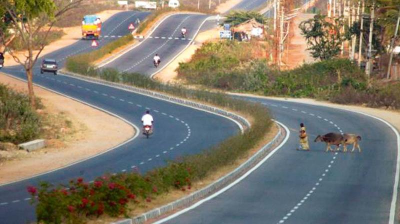NICE road, Bangalore: Poor engineering or just bad driving ...
