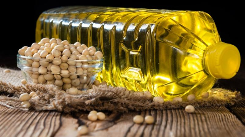 Genetically Modifies Soybean Oil is Harmful for Liver Function