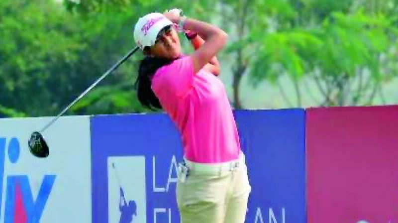 Aditi Ashok clinches historic women's Indian Open title
