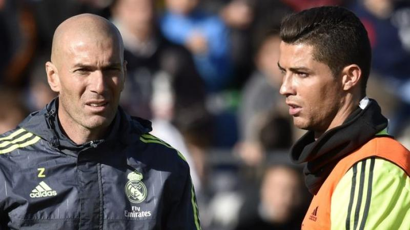 Real Madrid need you: Zidane to Ronaldo