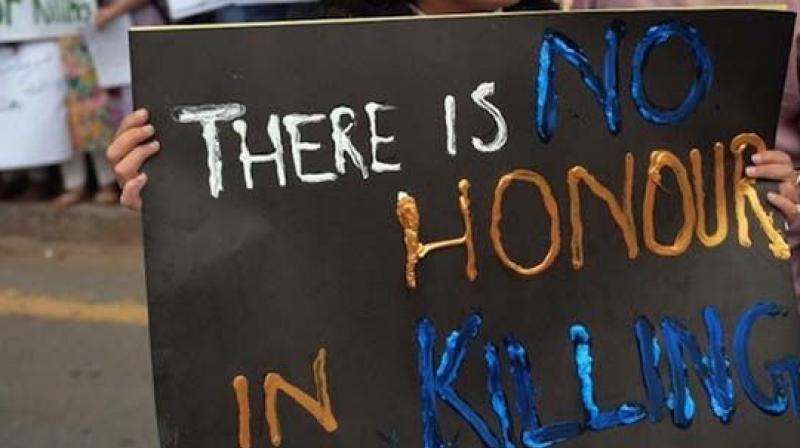 a study on honor killings of women in pakistan