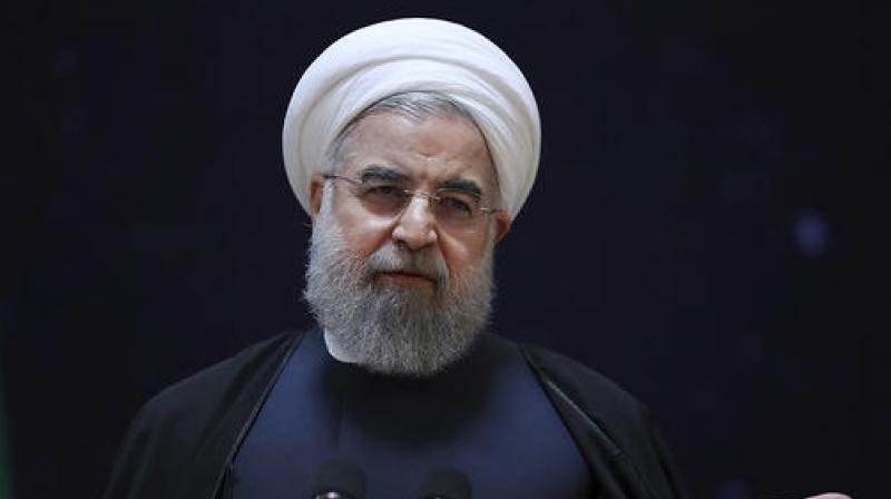 Hassan Rouhani (Photo: AP)