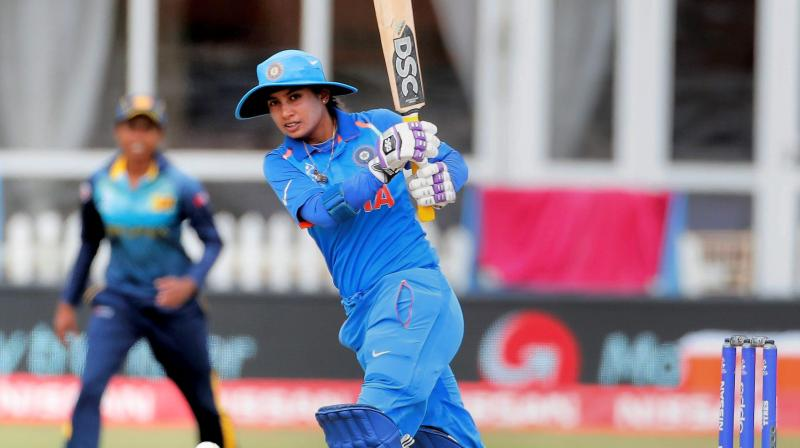 Mithali Raj & Co to start favourite against Lankan ladies