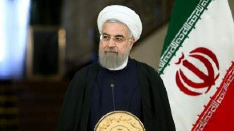 Rouhani leads in Iran presidential vote