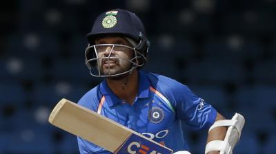 Ajinkya Rahane has played a well-paced innings. (Photo: AP)