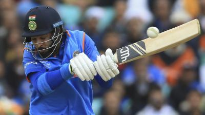 Despite Yuvraj Singh's wicket, India are in a commanding position. (Photo: AP)