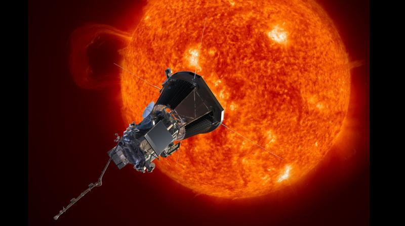 NASA announces first mission to touch sun