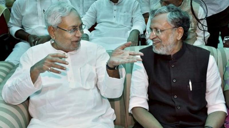 Lalu calls Nitish a big opportunist