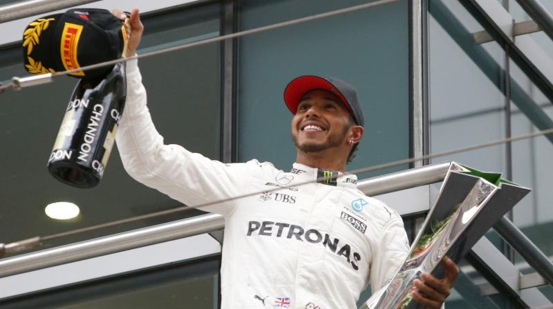 Lewis Hamilton Beats Sebastian Vettel To Win Chinese Grand Prix
