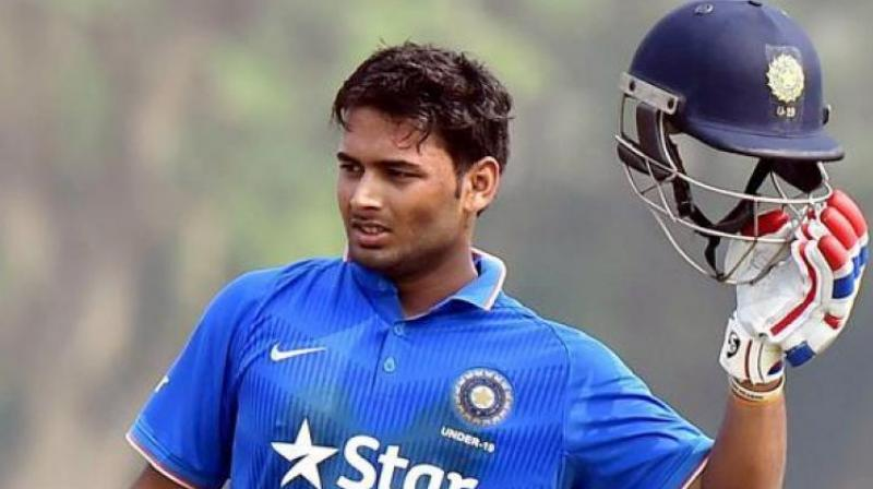 Pant and Kuldeep named in India squad for West Indies tour