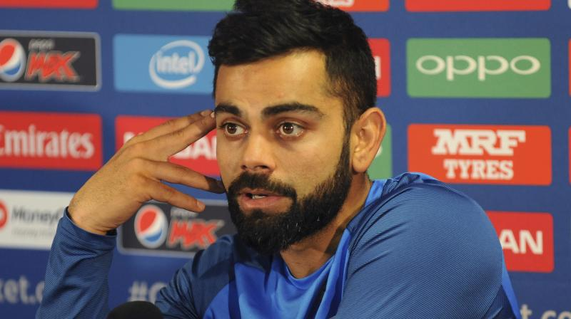 Champions Trophy 2017: Kohli should not change anything, says Dravid
