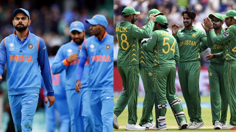 India vs Pakistan Final, ICC Champions Trophy 2017
