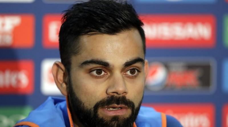 Don't think we need to make changes: Virat Kohli