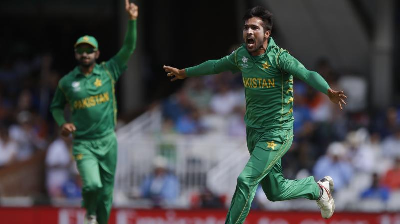 Mohammed Amir's brilliant new ball spell against India helped Pakistan win their maiden  ICC Champions Trophy.
