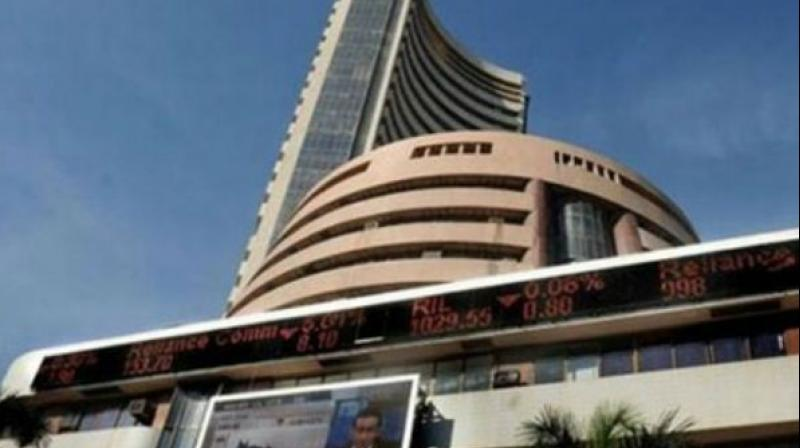 Sensex edges higher, up 66 points; Nifty trades at 9337