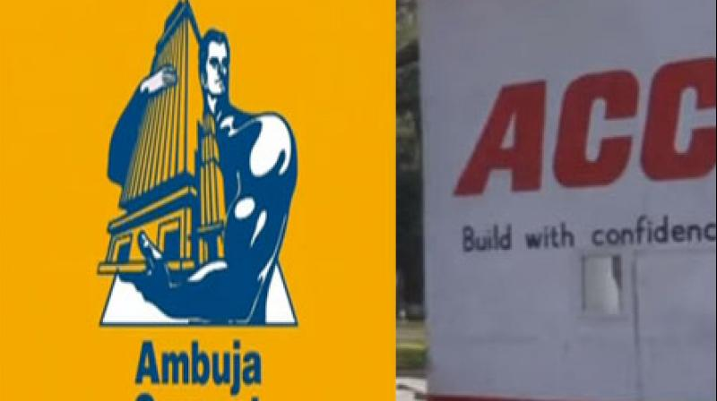 Ambuja Cements, ACC shares rally on merger plans