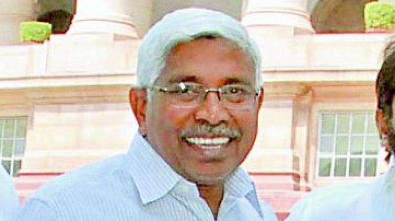 M. Kodandaram TJAC chairman