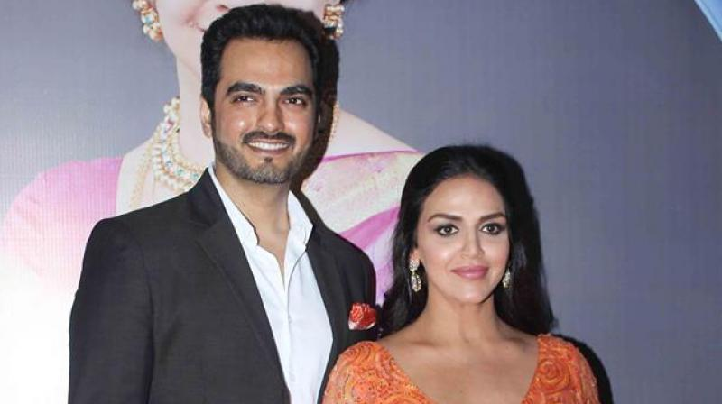 Esha Deol and Bharat Takhtani become parents for first time, welcome baby girl