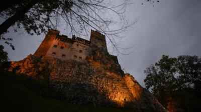 Airbnb has launched a contest to find two people to stay overnight in the castle on Halloween, popularly known as Dracula's castle because of its connection to the cruel real-life prince Vlad the Impaler, who inspired the legend of Dracula. (Photo: AP)