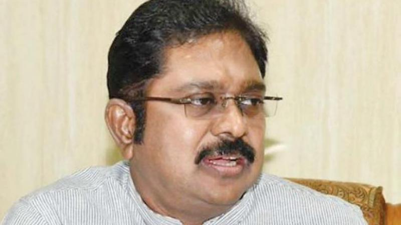 Mersal row: BJP demand 'insulting freedom of expression', says Dhinakaran