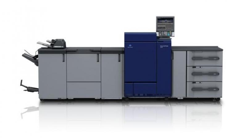 The Accurio Press Series C6100/C6085 is a fully modular line of digtal printing technologies and solutions, digital press suites, software and cloud based tool for integrating, managing and executing a production colour workflow.