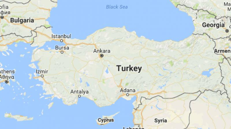 Turkish media: explosion in Mediterranean resort of Antalya