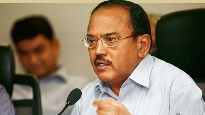 During National Security Advisor Ajit Doval's visit, issues like resolving the row at the Dokalam area in Sikkim will be discussed. (Photo: PTI)