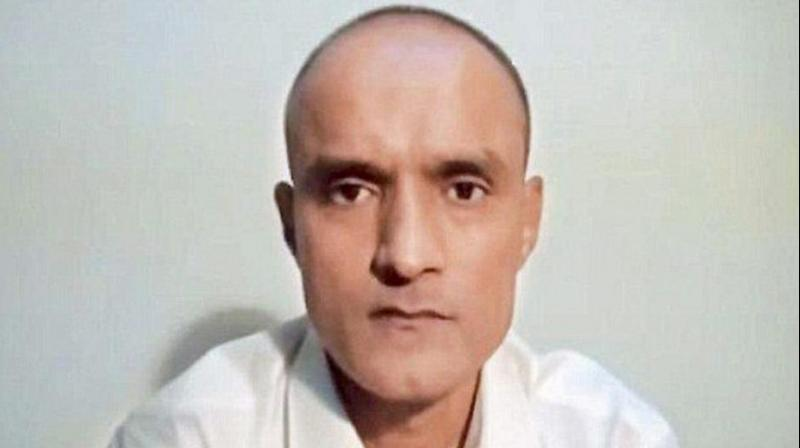 Former Indian naval officer Kulbhushan Jadhav who has been sentenced to death by a Pakistani military court on charges of 'espionage'. (Photo: File)