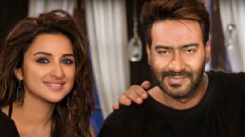Golmaal Again: Watch how Parineeti Chopra makes Ajay Devgn abashed
