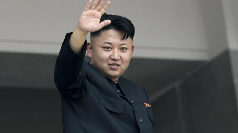 North Korean leader Kim Jong Un. (Photo: AP)