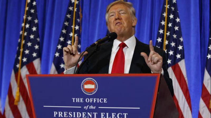 President-elect Donald Trump. (Photo: AP)
