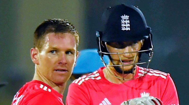Root, Morgan get England to winning start in T20I series