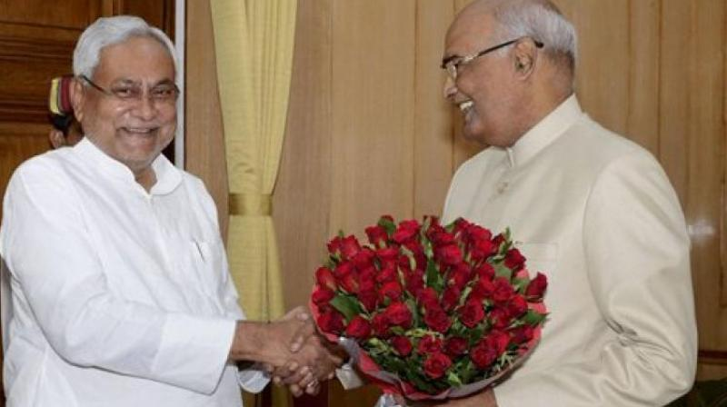 Ruling AIADMK faction extends support to Kovind