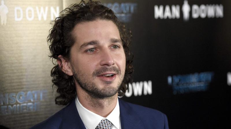 Actor Shia LaBeouf arrested in Georgia for public drunkenness