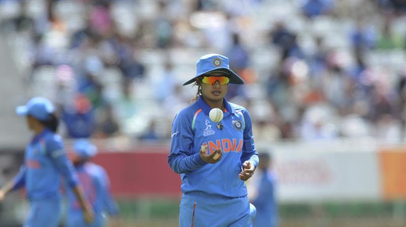 Mithali Raj tops ICC ODI Rankings