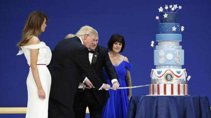 Trump S Cake Like Obamas