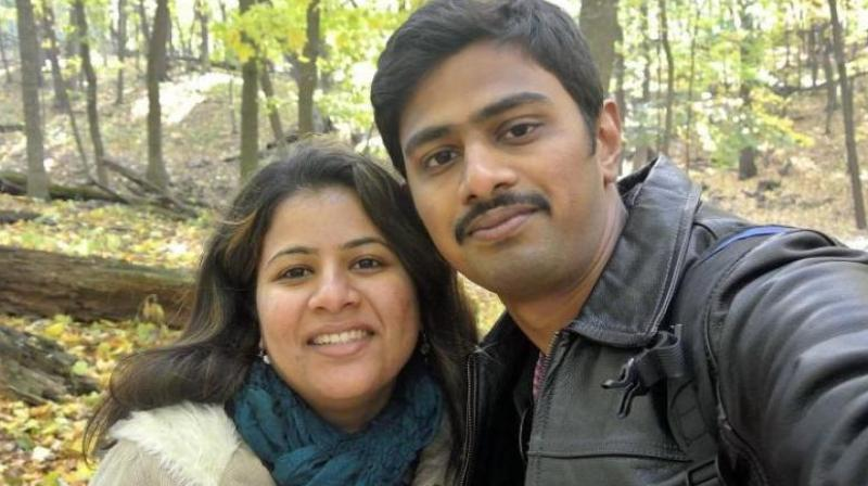 Srinivas Kuchibhotla and an another Indian of the same age, was injured in the shooting. (Photo: AP)