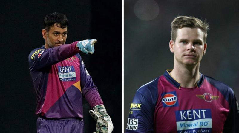 Tremendous No Issues Between Ms Dhoni And Myself Rising Pune Supergiants Short Hairstyles Gunalazisus