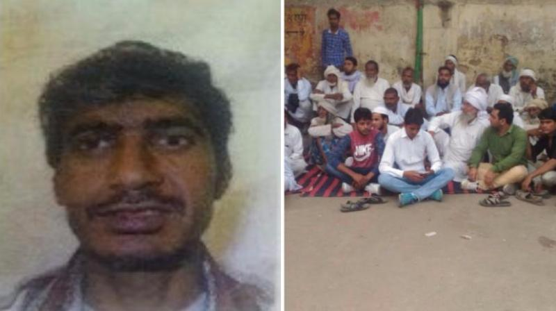 32-year-old Ummar was shot dead on Friday by 'gau rakshaks' for transporting cows. (Photo: DC)
