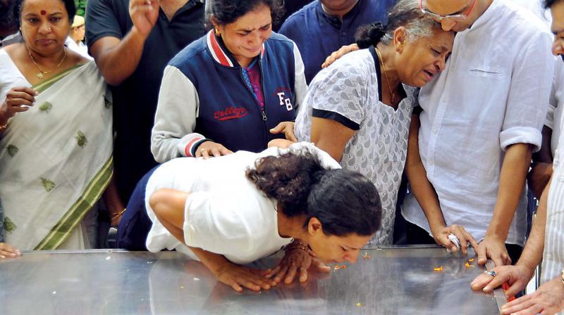 Goa journalists union, Church body condemn Lankesh's murder