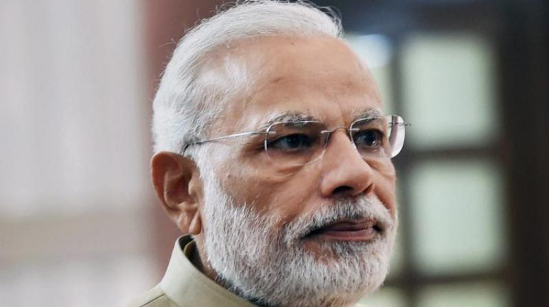 PM Modi tells MPs they must be regular in Parliament