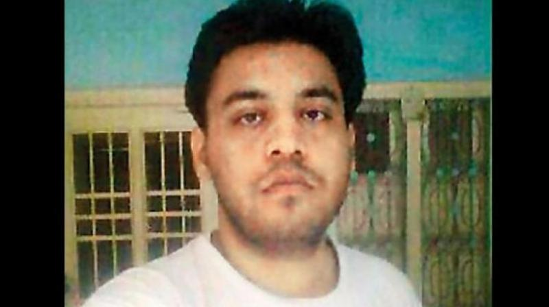 Missing JNU student Najeeb Ahmed. (Photo: File)