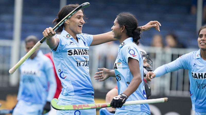 भारतीय महिला हॉकी टीम बनी चैंपियन